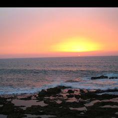 Sunset - Essouira, Morocco
