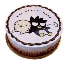 Bad Badtz Maru cake!