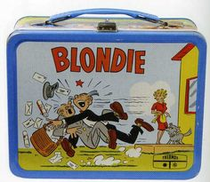 my first lunchbox!  Remember the drama when your thermos broke??