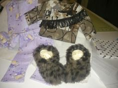 """Private Sewing 18"""" Doll Clothes"""