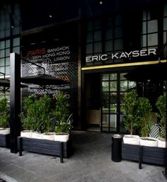 Eric Kayser Café by Metaphor Interior, Jakarta – Indonesia » Retail Design Blog