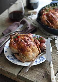 クリスマスパーティの主役♪自家製「ローストチキン」の作り方~丸鶏・むね肉・手羽元…etc~