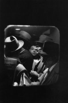 Louis Stettner, Penn Station, New York, 1958