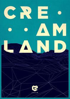 Creamland Poster