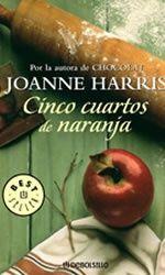 Joanne Harris — «Cinco cuartos de naranja»