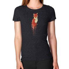 The fox the forest spirit Women's T-Shirt