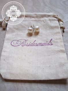 A personal favorite from my Etsy shop https://www.etsy.com/ca/listing/127335820/freahwater-pearl-stud-earrings-925