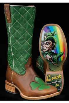 Tin Haul Clover Boots Cowboy Boots Urban Western Wear