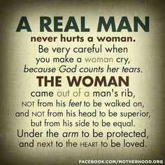 I have made so many mistakes, but I hope I never hurt another woman. I pray to be the best man I can be, even in my own times of pain....