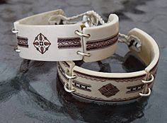 Armband i horn Lappland, Bone Jewelry, Bone Carving, General Crafts, Handicraft, Horns, Beaded Jewelry, Samara, Jewelry Making