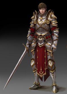 Ritter - Knight - Chevalier - Paladin - Guerrier - Templier -Templar - Templer - Combattant - Warrior - Kämpfer - Fighter - Krieger - Guerrero - Caballero - Cavaliere - Guerriero - 戦士 - 전사 - محارب
