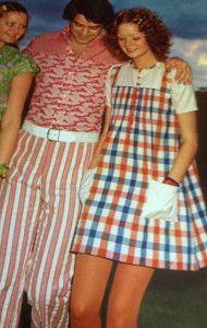 Simplicity 5063 1970s Mini Smock Dress Pattern Womens Vintage Sewing Pattern by patterngate.com