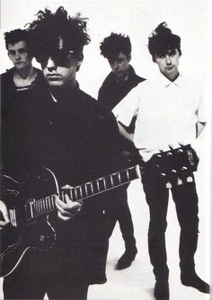 The Jesus and Mary Chain ~ I just love them. Always have, always will.