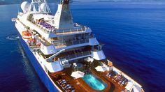 60% korting : extravagante zomercruise op de Middellandse Zee aan boord van de Seadream II - nu boekbaar via MyTrip.