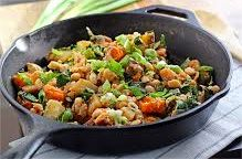 Greens and Beans Hash Recipe | Gotham Store