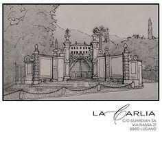 Villa Carlia   Tremezzo #lakecomoville
