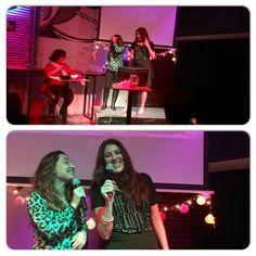 karaokê  en #palermosoho #buenosaires 2015 (Santa Eva Bar)