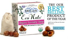Soap Nuts and Organic Cleaning Products | Eco Nuts Official Site