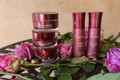 Saffron on Rose Vine Vera Merlot Skin Care Review