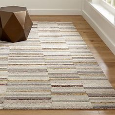 Ceres Striped Rug
