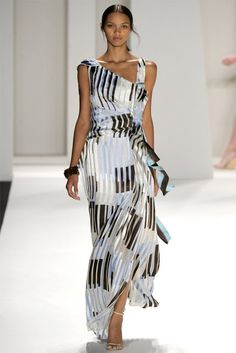 Smartologie: Carolina Herrera Spring 2012 - New York Fashion Week