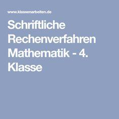 Schriftliches Dividieren. Kostenlose Mathematik Arbeitsblätter für ...