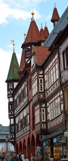 Altes Rathaus, Fulda DE / Old Town Hall, Fulda Germany - taken by GerhardEric.com
