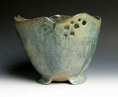 Pierced Bowl by LeeDanielsClayWorks on Etsy, $145.00