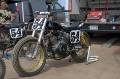 Yamaha Virago Flat Tracker - I've never given the virago much credence - but I like this one