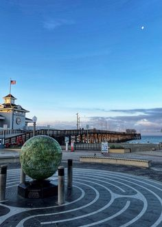 Celebrating its first 100 Years since incorporation, the City of Newport Beach commemorated the McFadden Sqaure Centennial Monument at the base of the Newport Beach Pier in 2006. Newport Beach Pier, Fair Grounds, California, Base, City, Travel, Viajes, Cities, Destinations
