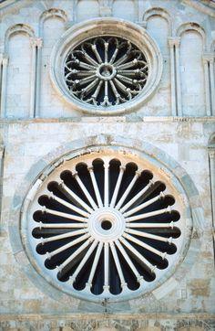 Zadar cathedral. Croatia. Adriatic.hr