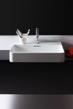 Laufen Val Laufen Bathroom, Bath Time, Sink, Bathrooms, Bathroom, Bathing, House, Toilets, Vessel Sink