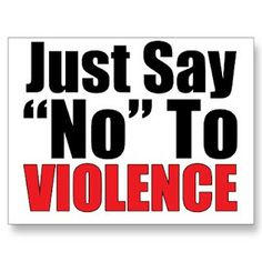 just_say_no_to_violence