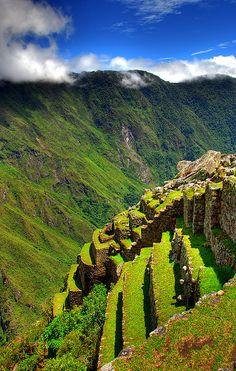 Perú. Machu Picchu