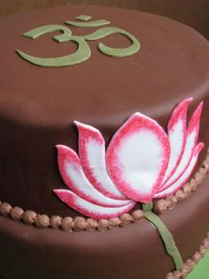 Yoga cake photo of the week Follow Yoga Inspiration for more