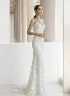 Wedding Dress KAYL by Rosa Clará - Search our photo gallery for pictures of wedding dresses by Rosa Clará. Find the perfect dress with recent Rosa Clará photos.