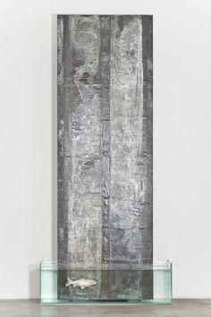 Senza titolo (Acquario) - Pier Paolo Calzolari - Artistes - galerie kamel mennour, 75006 Paris