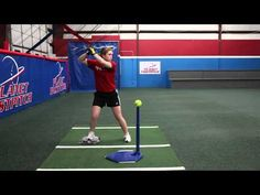 softball power drive - hitting - YouTube
