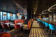 George Bar & Grill: inspiring lighting | Lighting inspiration in design