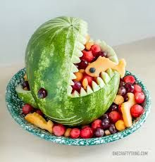 Image result for watermelon shark instructions