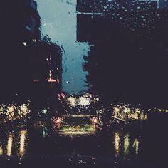 비가내리고 ~ 음악이흐르면 ~ 우리팬들 보고싶다..ㅠ