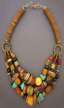 Unique ethnic jewelry and tribal jewelry -- Dorje Designs