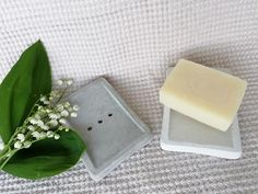 Hand Made Concrete Soap Holder with draining holes Soap Holder, Bathroom Accessories, Concrete, Tray, Projects, Handmade, Log Projects, Bathroom Fixtures, Blue Prints