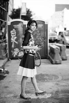 On The Street…Bowery, New York