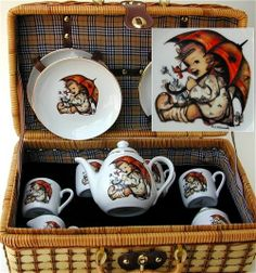 Hummel Picnic Set A for 4