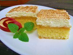 V kuchyni vždy otevřeno ...: Kokosový jablečník Vanilla Cake, Food, Navidad, Essen, Yemek, Meals