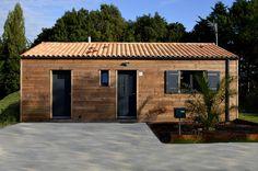 La Maison du martin pêcheur à Saint Laurent de la Prée (17) Promoteur : Natur'habitat