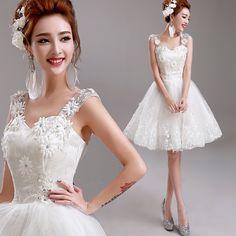 Barato S 2016 Novo Estoque Plus Size Mulheres Grávidas vestido de Noiva Flores Vestido De Noiva Curto Branco Sexy Docinho Backless Curto 3620, Compro Qualidade Vestidos de casamento diretamente de fornecedores da China: [xlmodel]-[produtos]-[6436][xlmodel]-[produtos]-[6436][xlmodel]-[produtos]-[6436]a maioria dos PopularesEUA $82.60/piece