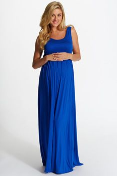 Summer is coming! And a Royal baby on the way, as well as this Royal Blue dress.