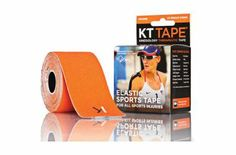 Kt Tape  Pre-cut Orange 893169002837